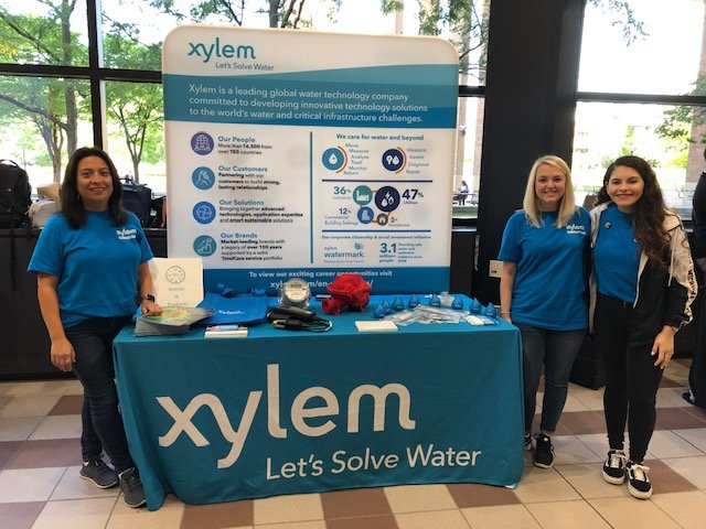Newsflash @wolverineswire and @Umichnews !  Join @XylemInc for intel about global #career opportunities @UMich Industrial and Operations Career Fair t...