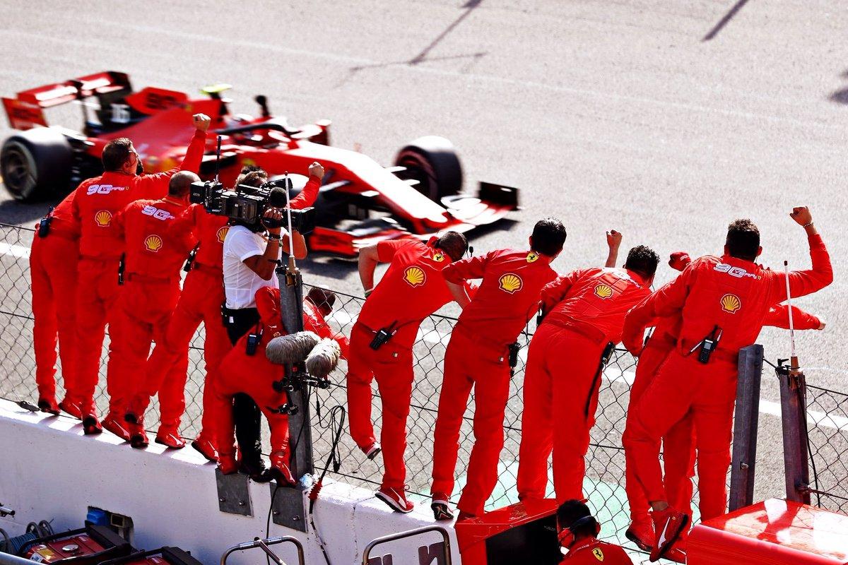 Gran Premio de Italia (2019) #F1 #ItalianGP 🇮🇹
