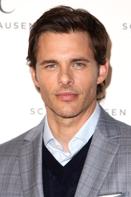 Happy Birthday Oklahoma native James Marsden!!