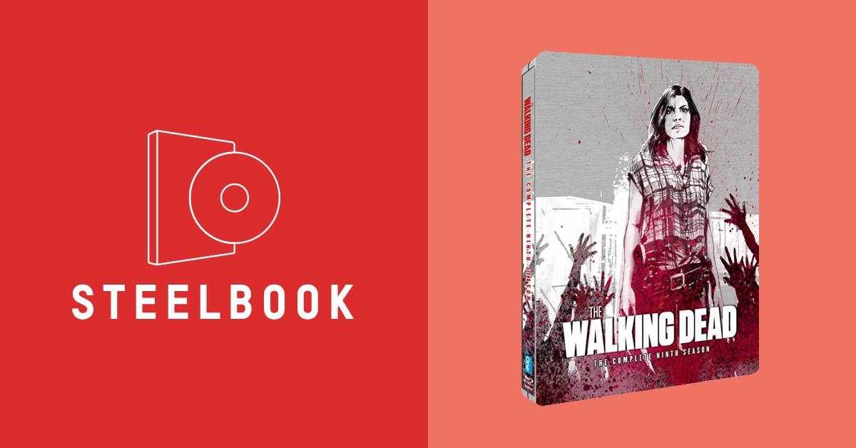 Zavvi On Twitter Steelbook Alert The Walking