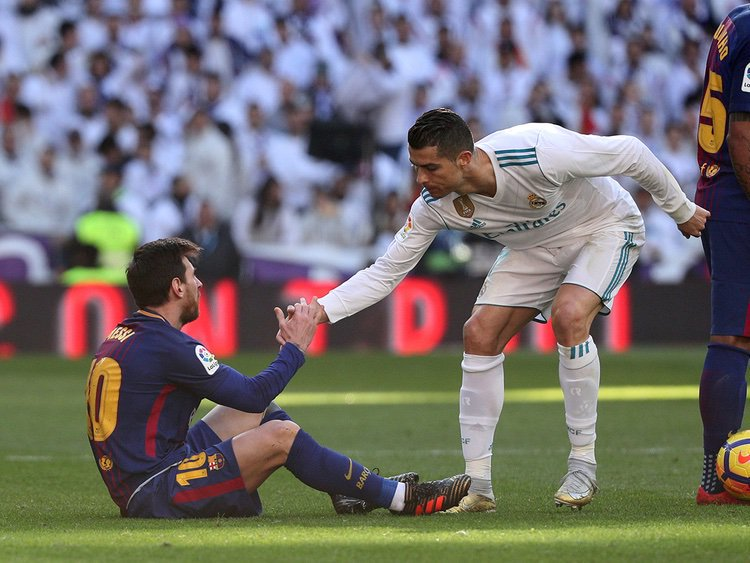 @Football__Tweet's photo on Messi