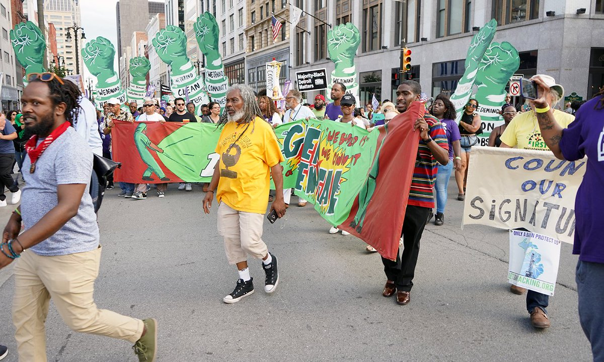 Why Detroit Could Be the Engine for the Green New Deal by @e_catolico ow.ly/xUvt30pyRqy #CoveringClimateNow
