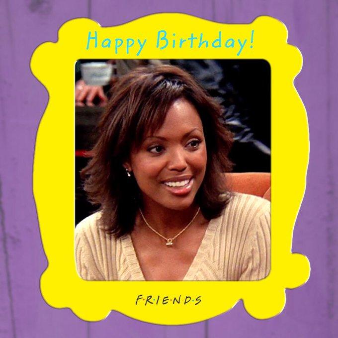 Happy Birthday, Aisha Tyler!
