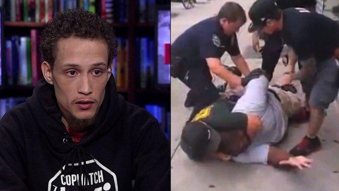 Ramsey Orta, who filmed the chokehold death of Eric Garner. HAPPY BIRTHDAY RAMSEY ORTA