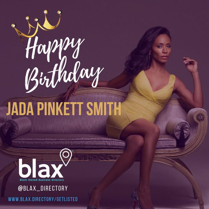Happy Birthday to Jada Pinkett Smith!!!