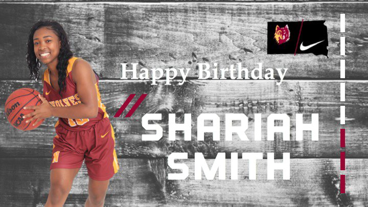 Join us #WolvesNation in wishing @riahsmith23 a very Happy Birthday today!