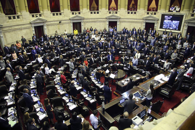 Por unanimidad, el Senado sancionó la Emergencia Alimentaria