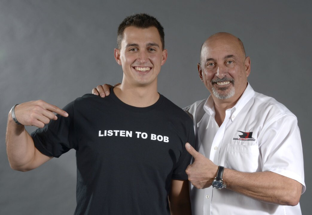 "When it comes to #LagunaSeca, it's good to do this... ""Dad was always strong at Laguna, and it definitely has had some good mojo for my family and our team. I am eager to get back on track and end the season on a strong note."" — @grahamrahal @BobRahal 4x 🏎 winner at Laguna"