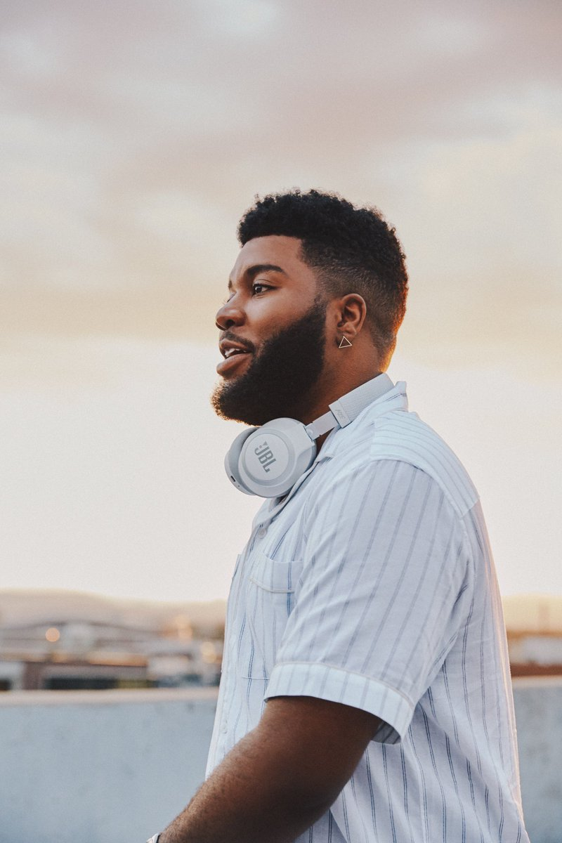 Sound has given me so much. A voice, memories and a sense of home. Explore it with me and @jblaudio. #SoundIsHome, out now. #JBLxKhalid #AD