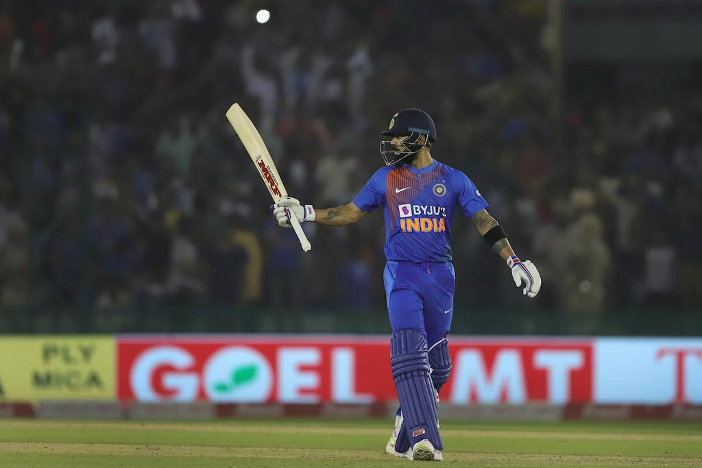 ✅Most runs in T20Is (2440*)✅Avg 81.23 in T20Is while chasing✅Only player on planet to have 50+ avg in all 3 formatsCongrats to Virat Kohli & Team India on leading the series 1-0. Perfect opportunity to beat South Africa for the 1st time in a T20I series💪#INDvSA #KingKohli