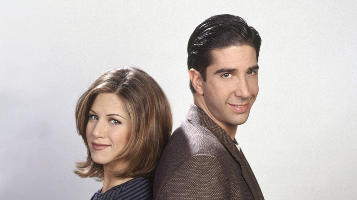 The one where #Friends' @DavidSchwimmer flubbed a line and changed the course of the entire show: https://on.mtv.com/2kR6uFW 👀