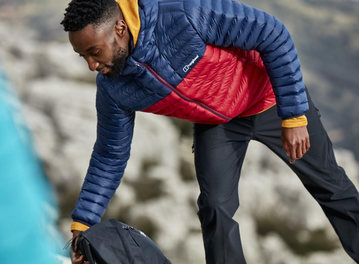 Take on the big chill in this superb Mens Vaskye Insulated jacket. Perfect when teamed with the Spitzer Fleece. Giving autumn vibes with those colours: bit.ly/BerghausAW19-M…