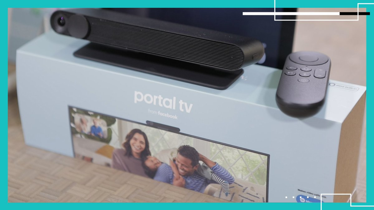 We try out Facebook's new video chat TV set-top box and smaller smart screens.For more on Facebook's Portal TV: https://tcrn.ch/2kHT92P