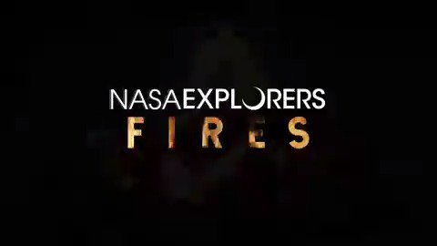 Fires require 3 things: heat, fuel and oxygen — all in abundance on Earth. This season, #NASAExplorers 🌎🔥 are taking us with them to study fires from the ground, air and satellites, from the Arctic circle to the tropical rainforest. Watch 👀 on Facebook: bit.ly/2Sx5jHM