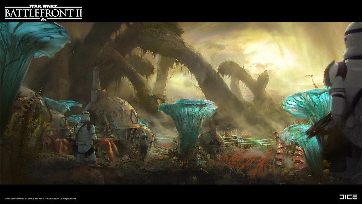 Fandom On Twitter Hi Felucia Say Hello To A Brand New Planet Set To Debut In Star Wars Battlefront Ii Bye Felucia Via Eastarwars Https T Co Twotigjtz1 Https T Co Sfbi1cun0a
