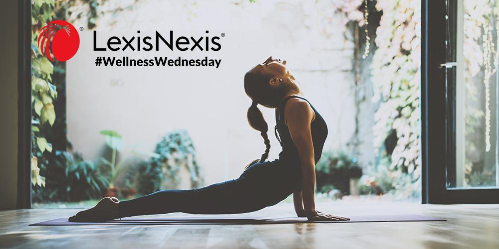 @LexisNexis's photo on #WellnessWednesday