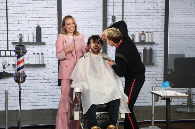 Happy birthday, Jason Sudeikis! Let me know if you need a trim.