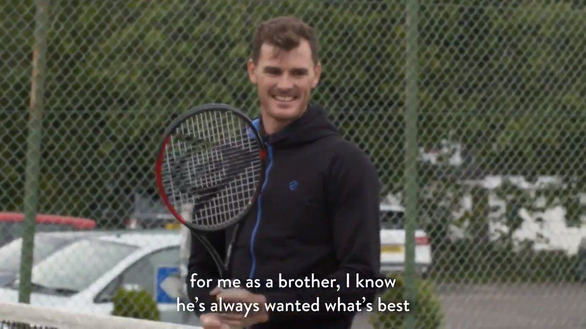 From Dunblane to Doubles Champion 🏆 @jamie_murray, @JudyMurray, @andy_murray & Gran tell the story of where it all began for GBs greatest doubles player