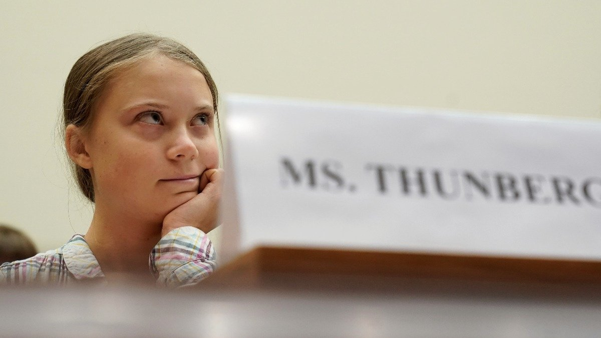 Thunberg to Congress: 'Listen to the scientists' https://reut.rs/30w6N7Q