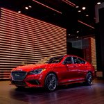 Image for the Tweet beginning: Setting the scene with @GenesisUSA