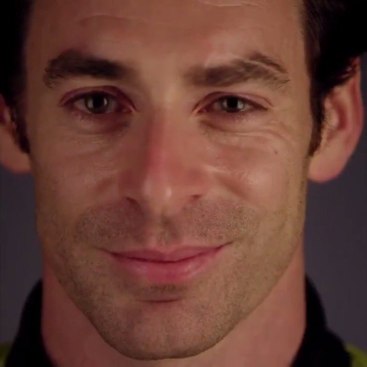 To get @SimonPagenaud ready for todays @IndyCar championship finale, we showed him the time he won it all in 2016. Will the Frenchman get it done? 3PM ET, @NBC.