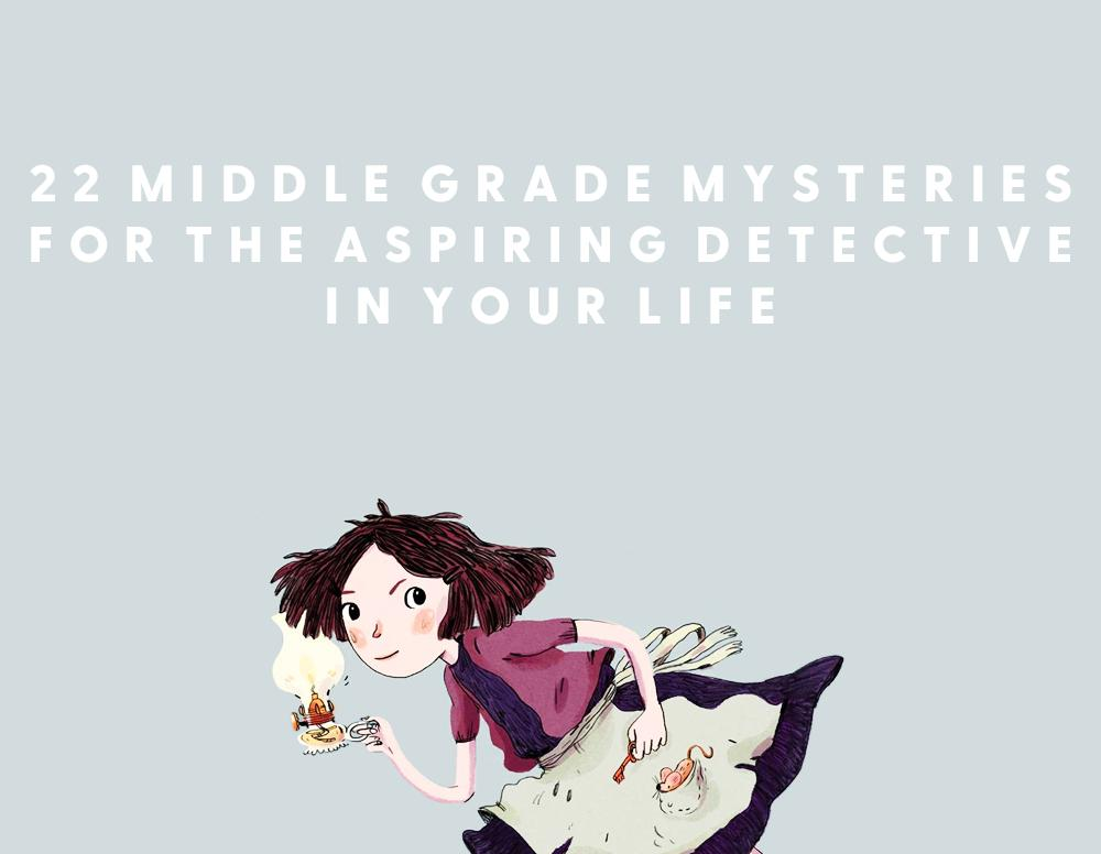 Did I share a list of twenty-two middle grade books perfect for the aspiring detective in your life? Indubitably! Access it (and another themed book list this month all about witches in YA) right now on Pop! Goes The Readers Patreon for only $5 a month! patreon.com/posts/twenty-t…