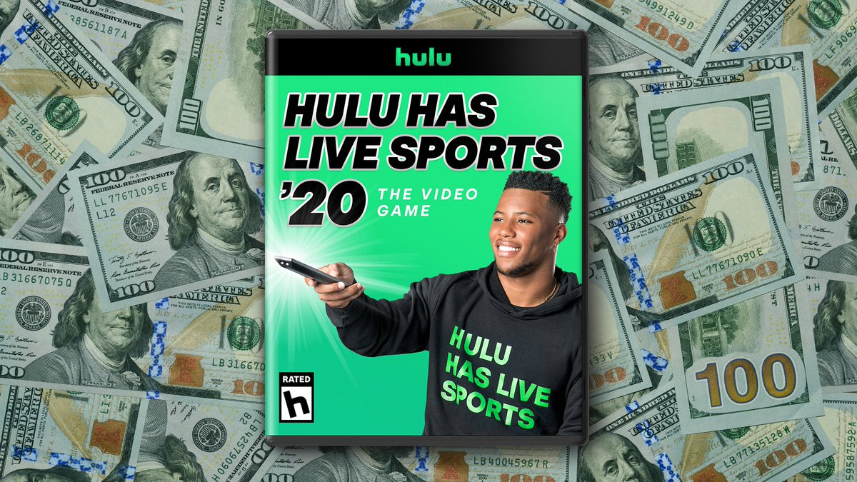 Image result for saquon barkley hulu