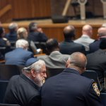 Image for the Tweet beginning: Today the NYPD and Mayor