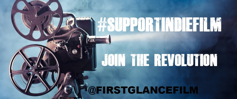 Do you #SupportIndieFilm Everyday? It only takes a tweet, share or RT with the hashtag! Help others discover your indie film and web series crowdfunding. Join the Revolution!