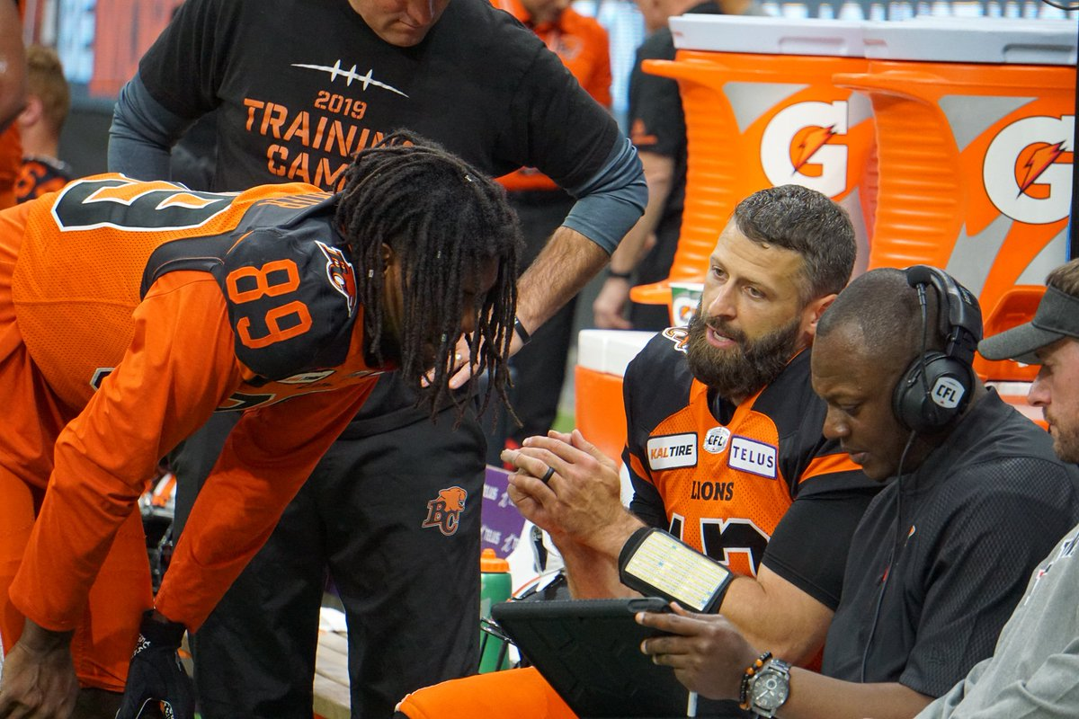 BC LIONS @BCLions