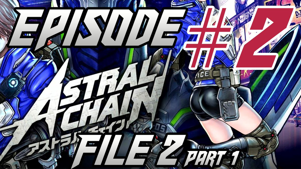 Its been a minute, but were back with another episode of me playing Astral Chain!!! This episode is.....a little long, but thats because Im certainly not used to making these! Please enjoy! #ASTRALCHAIN #LetsPlay youtube.com/watch?v=aqGxo0…