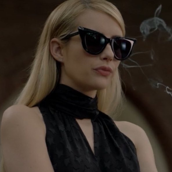 I miss my queen bitch, but you have to respect Emma's range. #AHS1984  <br>http://pic.twitter.com/uroRooHLgy