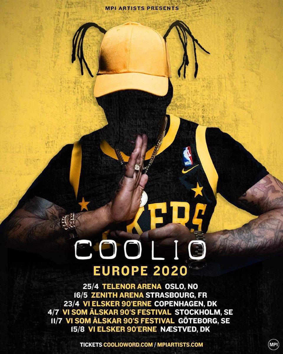 Coolio Coolio Twitter