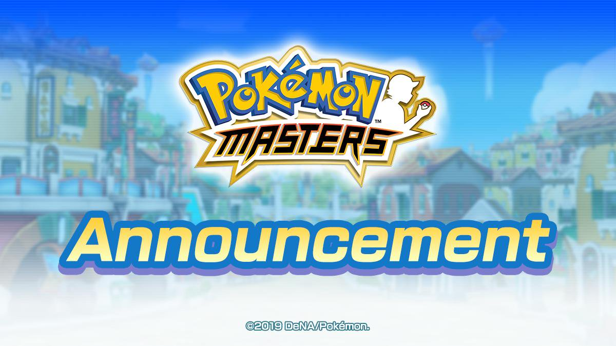 iOS 13 Notice We are currently confirming the games stability while using the new iOS 13. We expect this check to be completed soon, and we encourage you to avoid updating your operating system until further notice. Please see here for more details. pokemonmasters-game.com/en-US/announce…