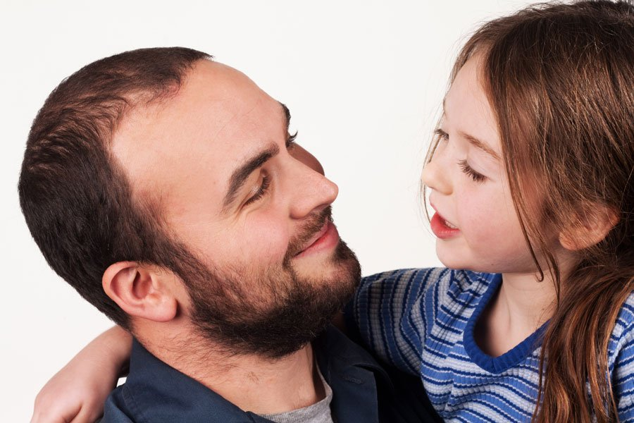 father and dating effects on daughter