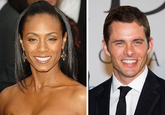 HAPPY BIRTHDAY !  Jada Pinkett  and (the great) James Marsden