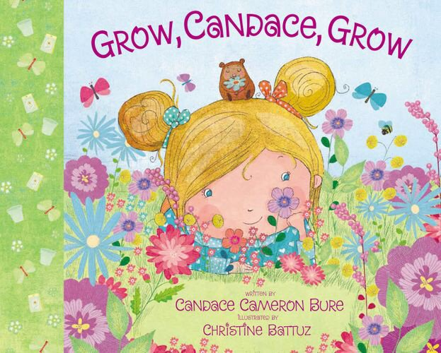 We have big news. This is really happening! Grow, Candace, Grow by actress and author Candace Cameron Bure is coming out Jan. 21, 2020. 🌷🌺🌸🌻  #announcement #bignews #fullerhouse #kidlit https://t.co/juK6Ty189H