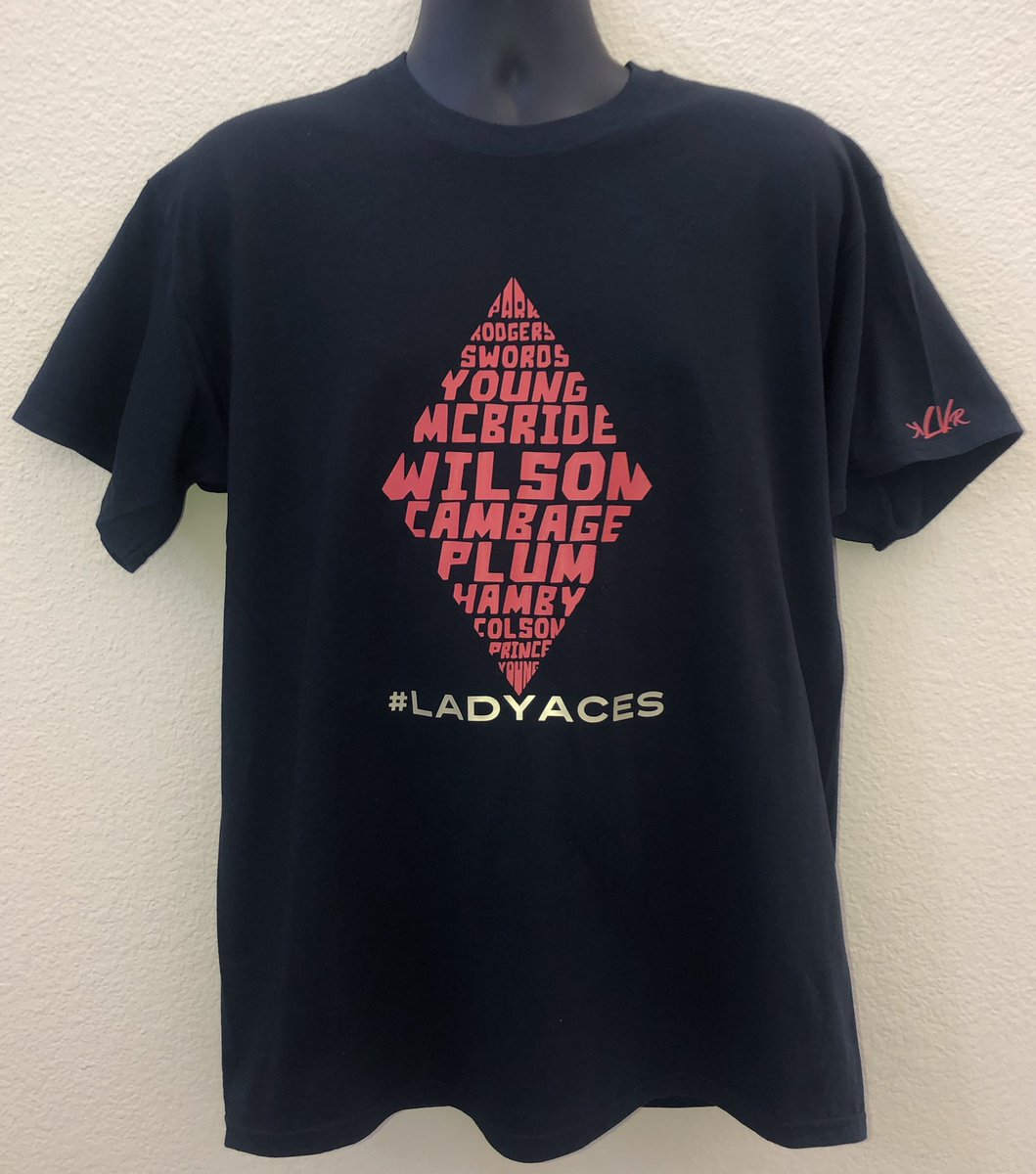 Lady Aces Diamond ♦️  Game Day Delivery 📦  Available at: https://etsy.me/316LvPn   #lvaces #DoubleDown #ALLIN  #WNBAPlayoffs #WNBA