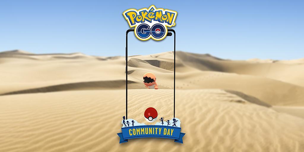 test ツイッターメディア - 次回の「Pokémon GO コミュニティ・デイ」では、ありじごくポケモンの「ナックラー」といつもより多く出会えます!#PokemonGOCommunityDay #ポケモンGO https://t.co/0QiKvKlY4Y https://t.co/R3DjTe1RvR