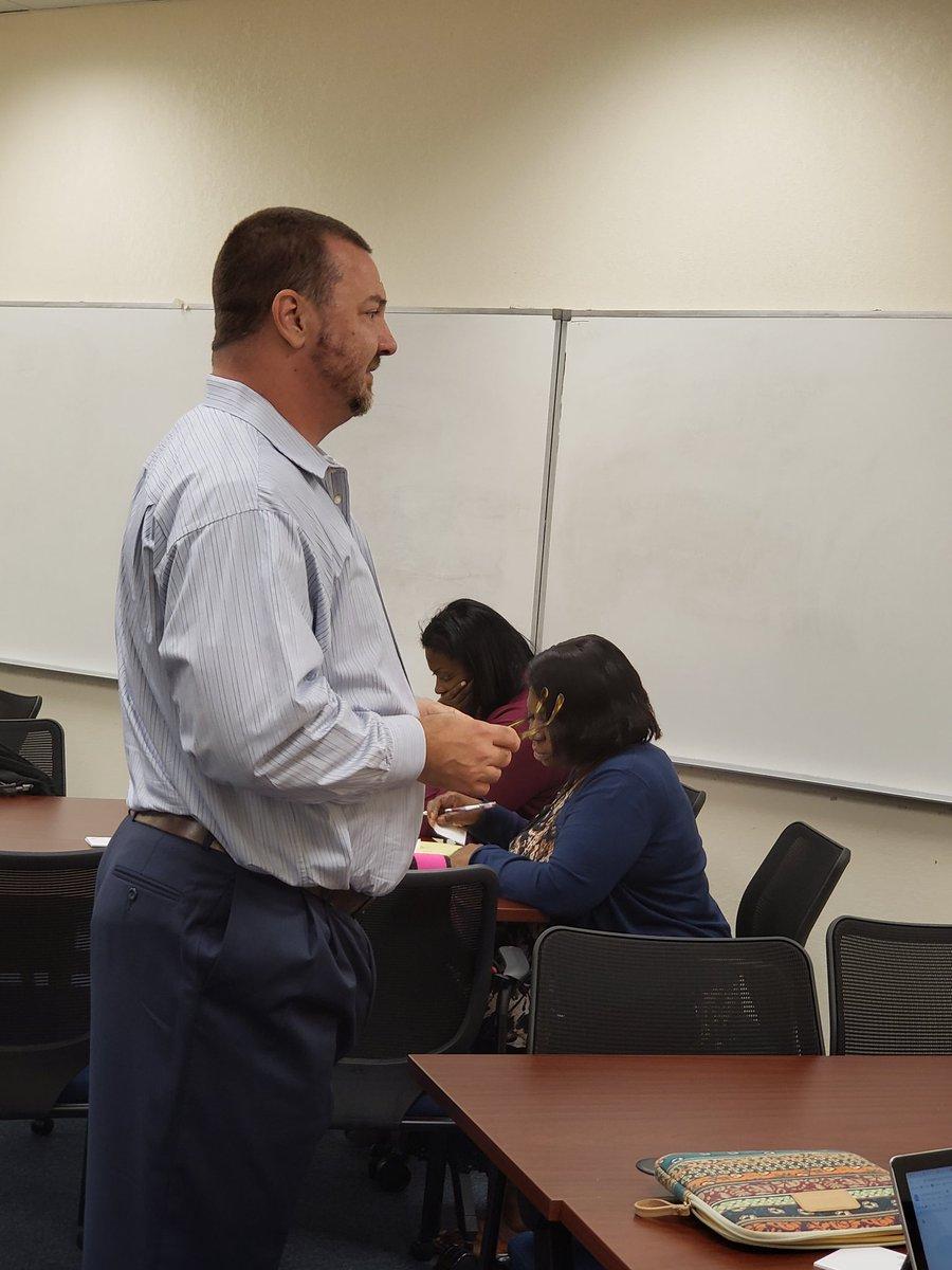 Critical Thinking Math teachers being lifelong learners. #MathRules