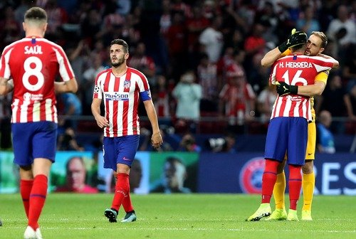 Atletico Madrid and Juventus play to a 2-2 draw Wednesday in the 2019-20 #ChampionsLeague group stage