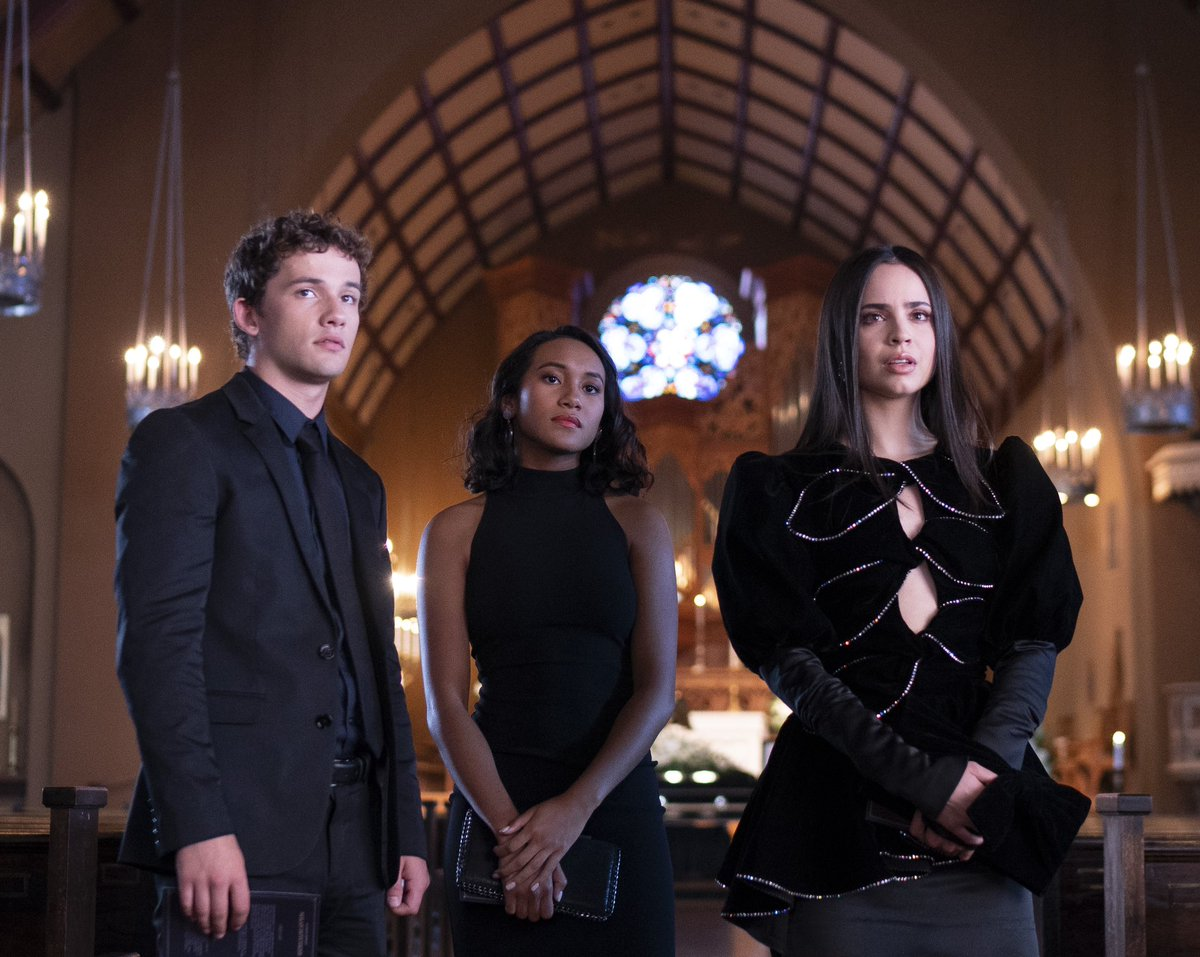 It's not PLL, unless there's a funeral. #PLLThePerfectionists https://t.co/yaOQsYHSRW
