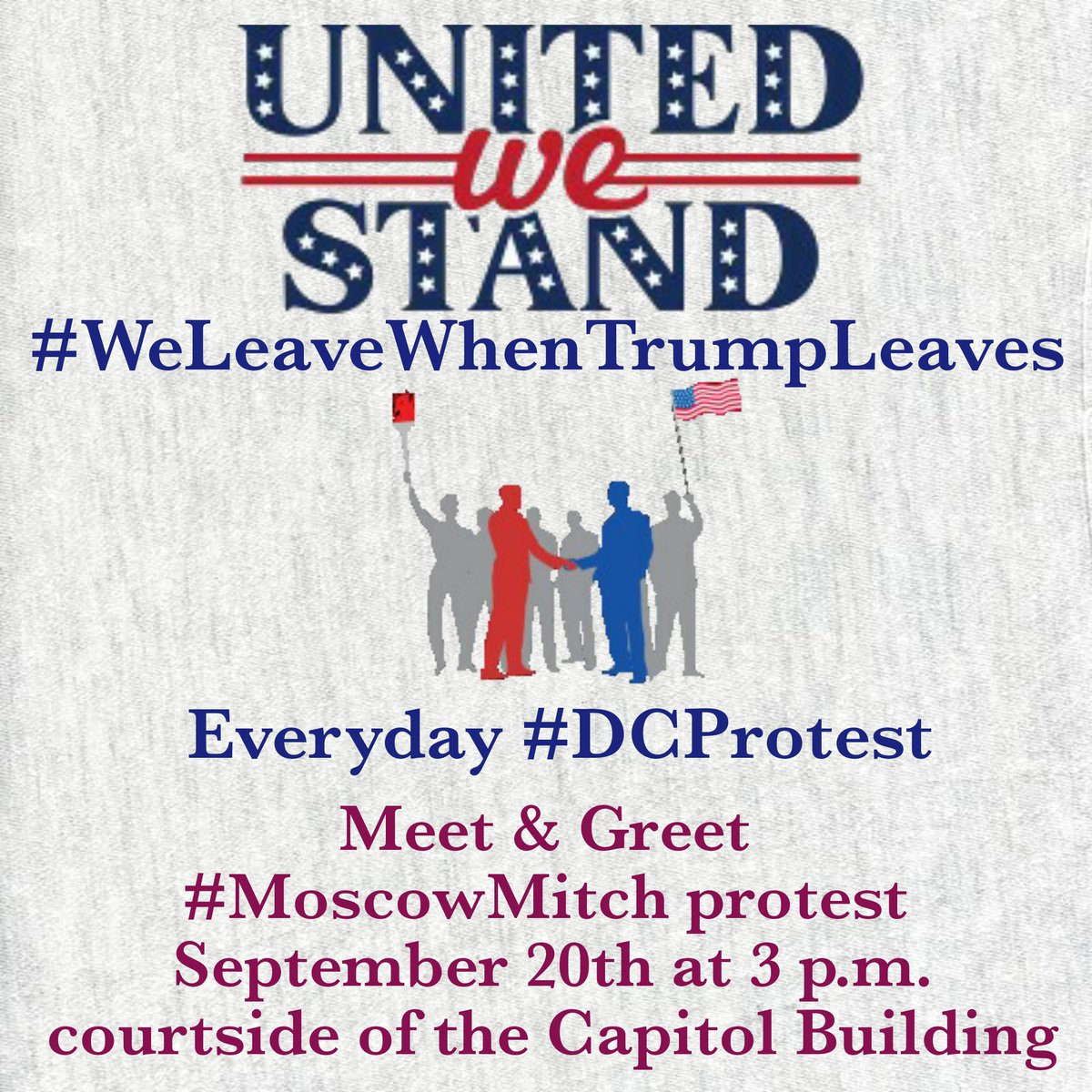 Resisters can we help this resister get to that 3k goal and more please @Doc_Cee #WeLeaveWhenTrumpLeaves