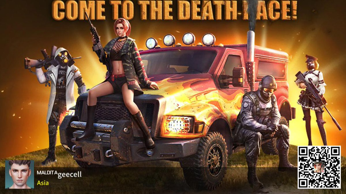 #RulesofSurvival https://t.co/dWR4EXhg2S