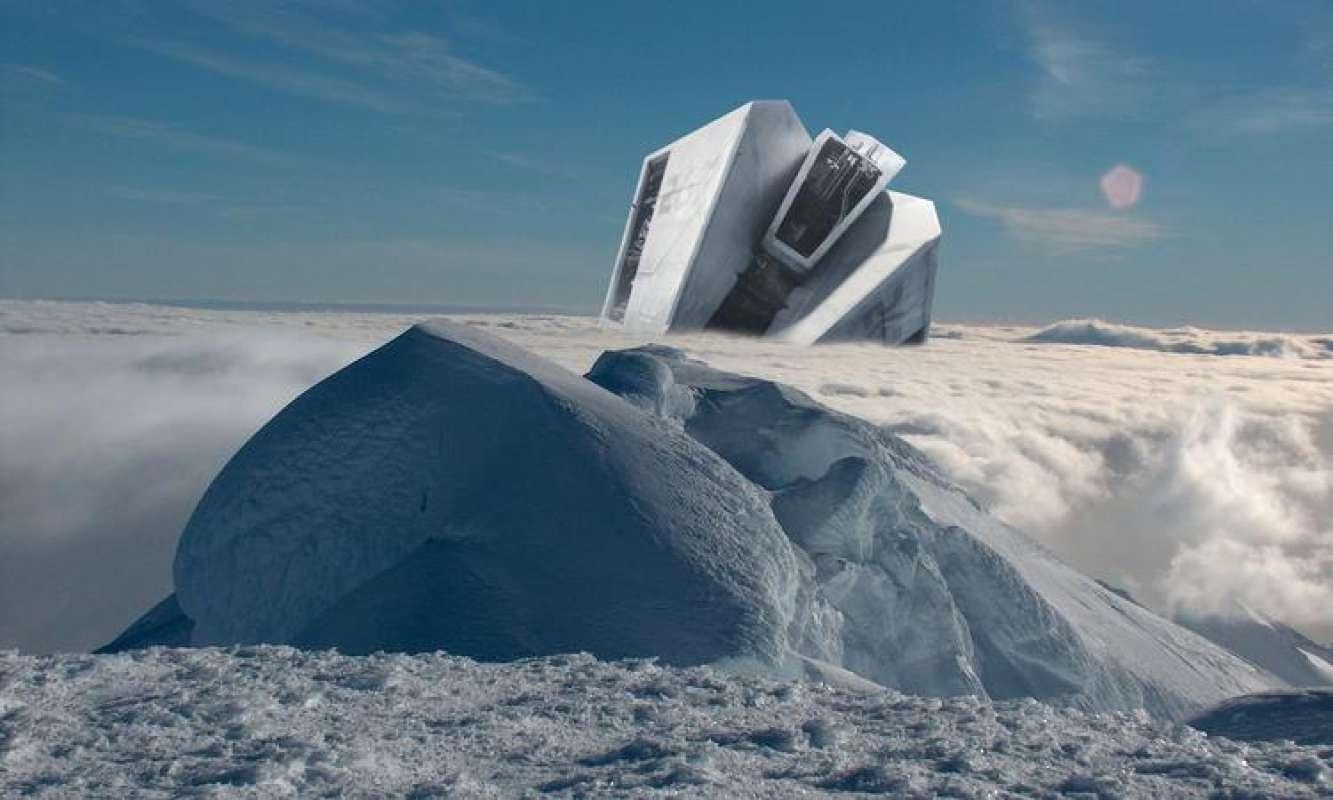 секреты антарктиды фото облегчить задачу