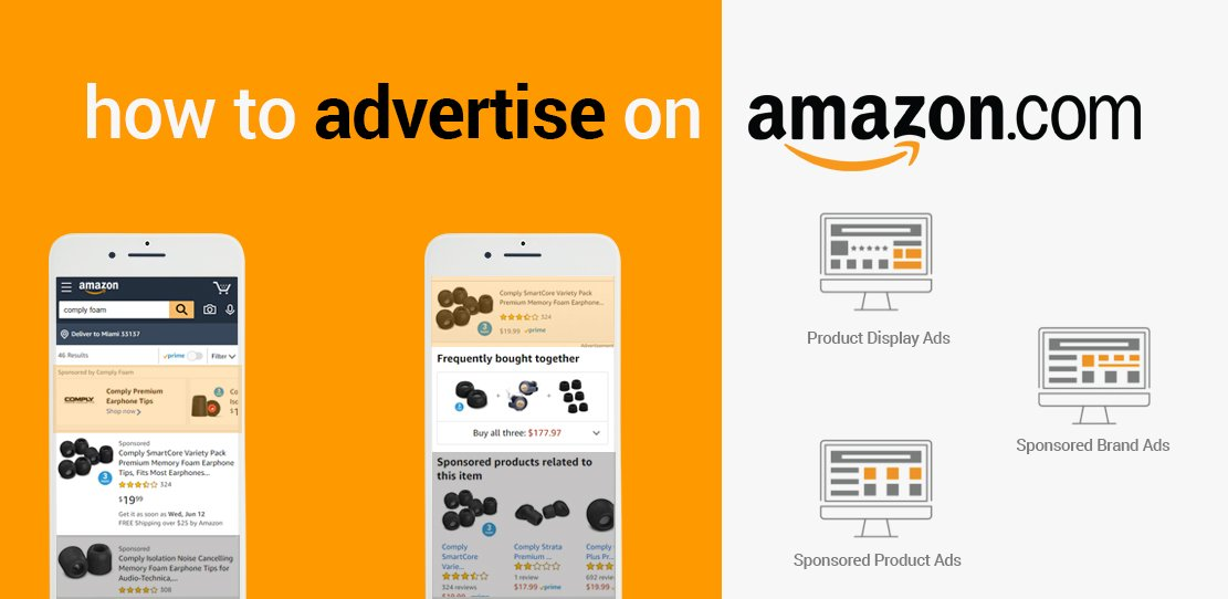 Learn How To Successfully Advertise with Amazon Ads via @OperationROI - http://ow.ly/OR3Y50weZyP  #amazon #amazonAds #AmazonAdvertising #Ecommerce #ecommerceSuccess #SellMoreonAmazon #advertiseOnAmazon