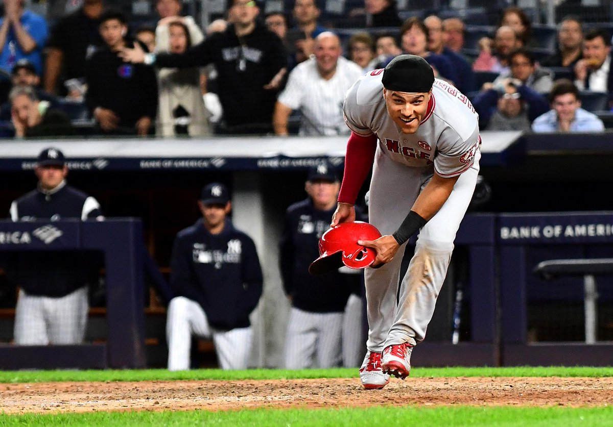 Angels opportunistic in denying Yankees