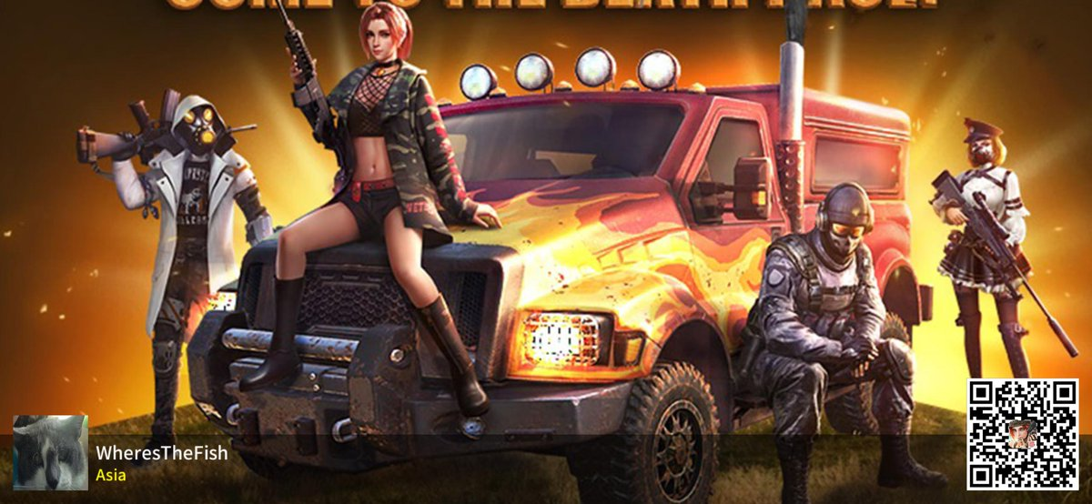 #RulesofSurvival https://t.co/DJwwkdcyNp