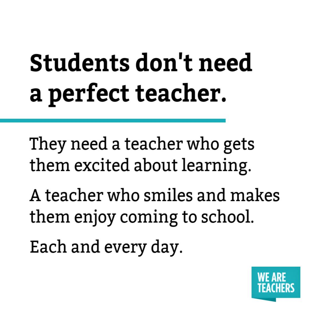 Couldn't agree more. 💚 #iteach