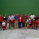 Image for the Tweet beginning: El Polideportivo Municipal Andrés Torrejón